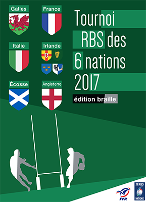 Handicapzéro Rugby 2017 Guide Vue braille